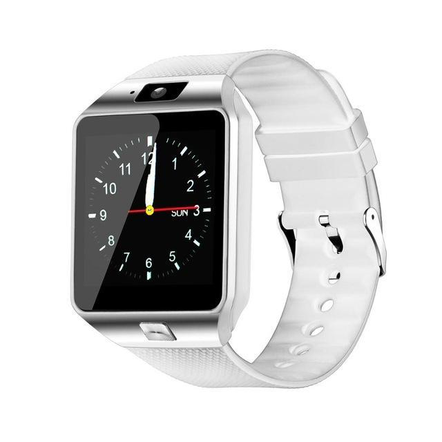 The Stylopedia Watch White Bluetooth Smart Watch : 85% Off Today!!