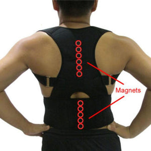 The Stylopedia Wellness Magnetic Therapy: Posture Corrective Belt