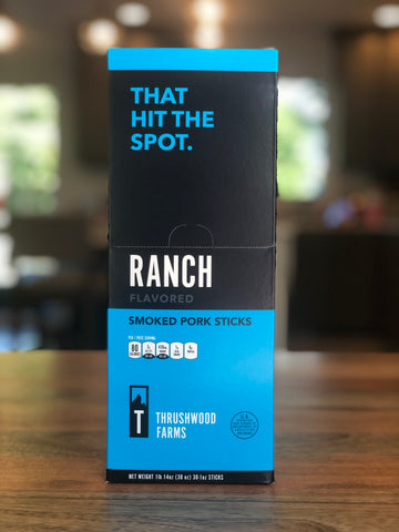 Ranch Flavored Snack Sticks - Case
