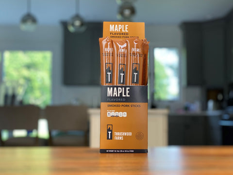 Maple Snack Sticks - Case