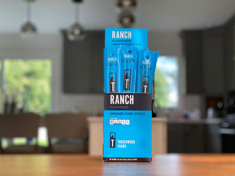 Ranch Flavored Snack Sticks