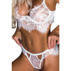 Image of G String Lace Sexy Bra Set