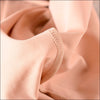 Image of Free Cut Tiny Straps Silky Full Slips