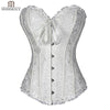 Image of Sexy Burlesque Overbust Corset