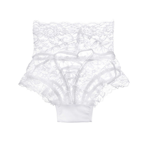 High-Rise Sexy Lace Underwear