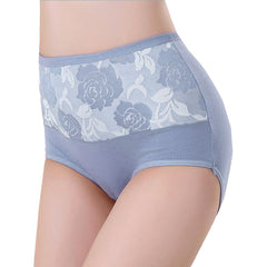High Waist Body Shaper Briefs Pantie