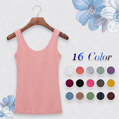 16 Colors Summer Style Tank Top
