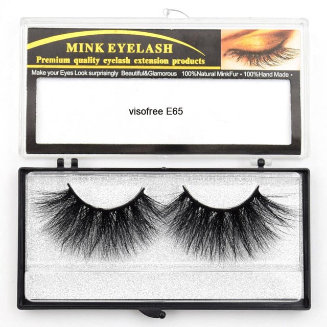 ac83d986ea9 ... Load image into Gallery viewer, 100% Mink Eyelashes w/ Criss-cross  Strands ...