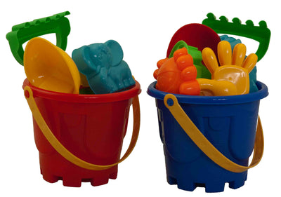 Beach Bucket Set - Medium size