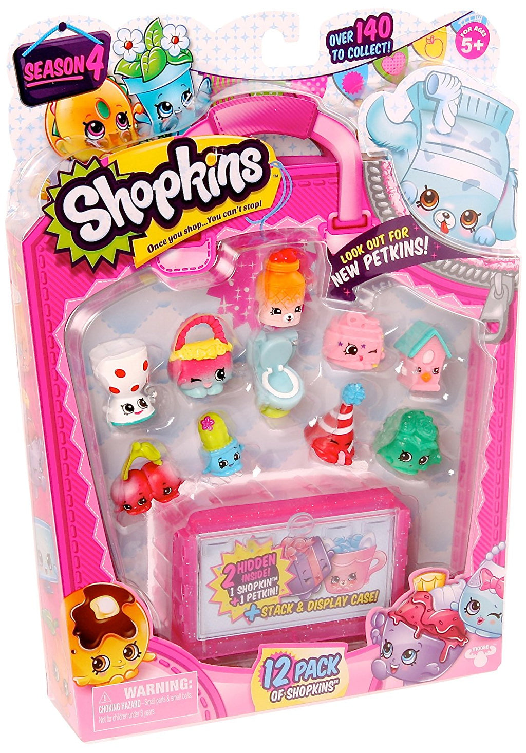 Shopkins 12 Pack - S4