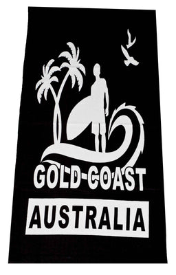 Beach Towel - Gold Coast