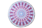 Beach Towel - Round