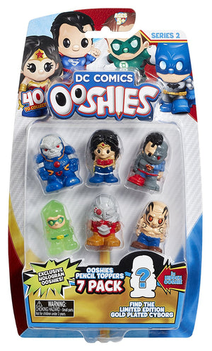 Ooshies - DC Comics - 7 Pack