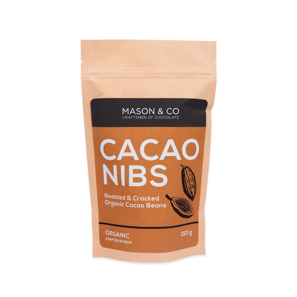 CACAO NIBS ROASTED & CRACKED