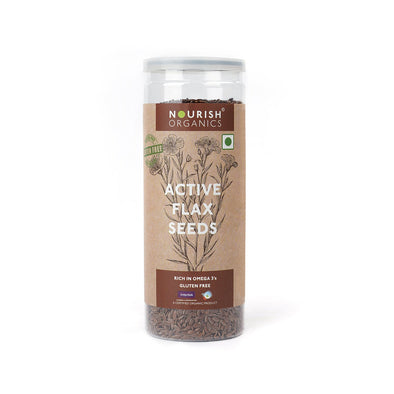 ACTIVE FLAX SEEDS