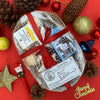 WHOLE WHEAT & GUR CHRISTMAS BASKET