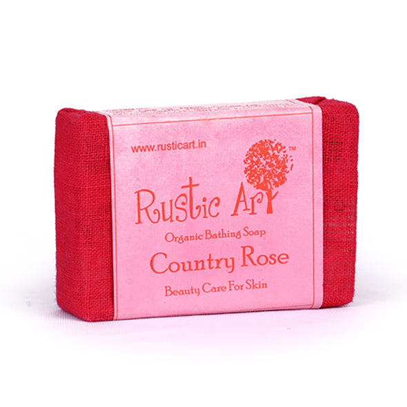 SOAP - COUNTRY ROSE