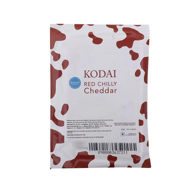 CHEDDAR - RED CHILLI