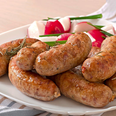 SAUSAGES - LAMB & ROSEMARY