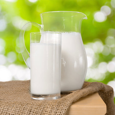 COW'S MILK - PASTEURISED