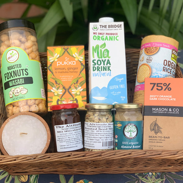 The Bon Vivant Gift Hamper