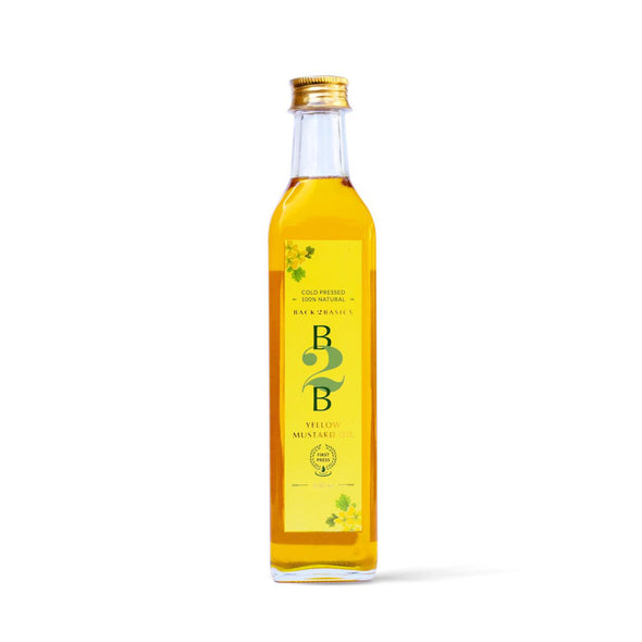 MUSTARD OIL - YELLOW