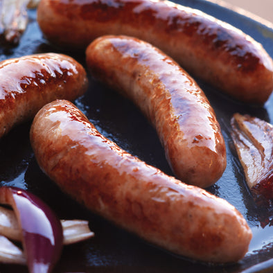 SAUSAGES - PORK PLAIN