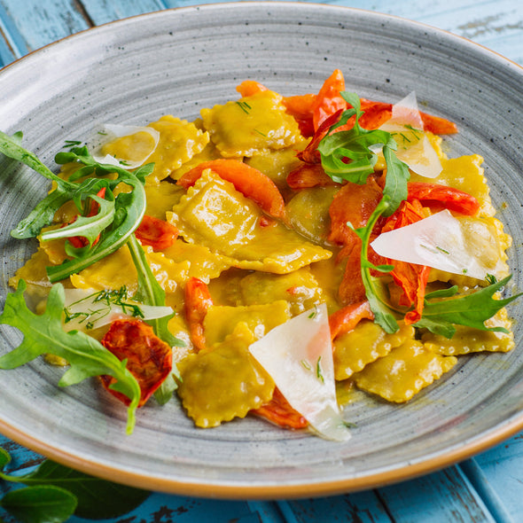 RAVIOLI - ROASTED PUMPKIN