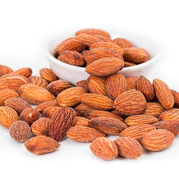 ALMONDS - ROASTED & SALTED