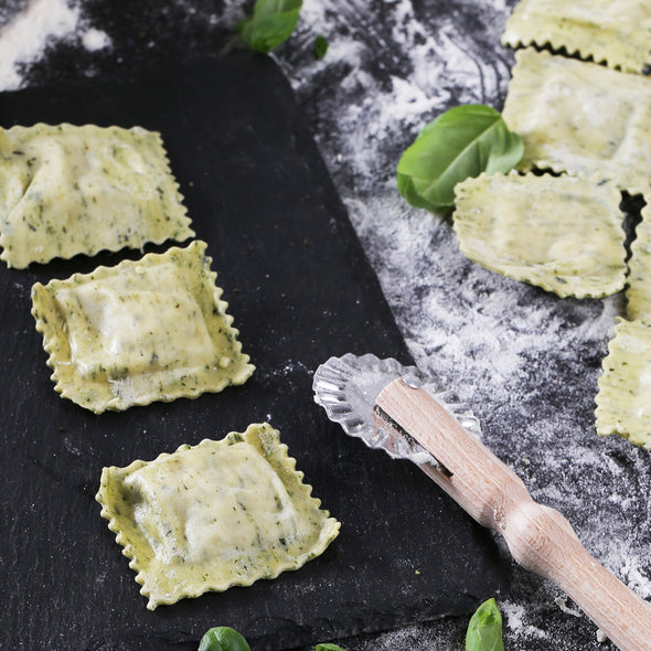 RAVIOLI - SPINACH & COTTAGE CHEESE