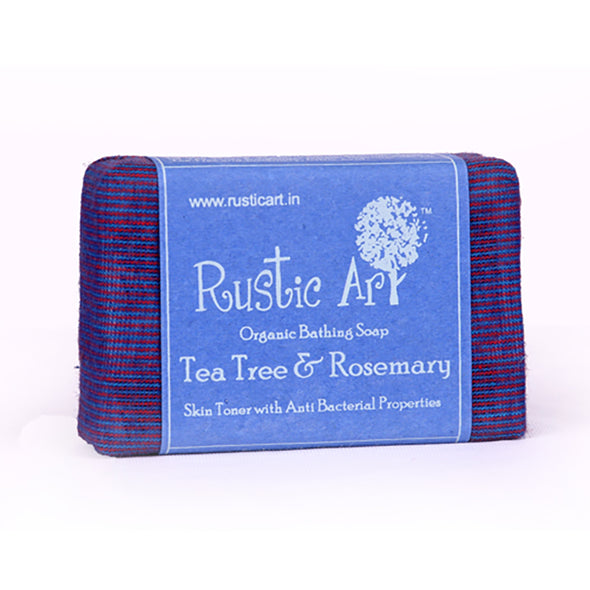 SOAP - TEA TREE & ROSEMARY