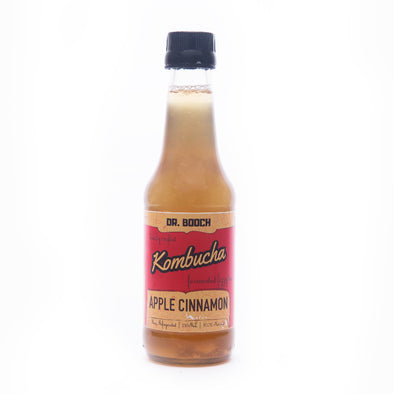 KOMBUCHA - APPLE CINNAMON