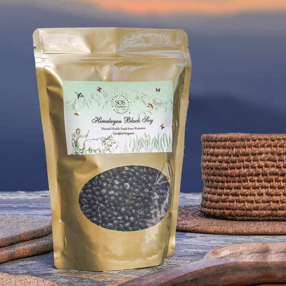 BHAT/HIMALAYAN BLACK SOY