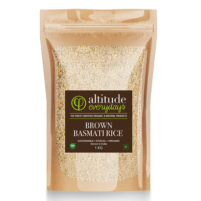 BASMATI - BROWN