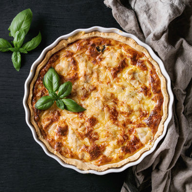 QUICHE - CHICKEN