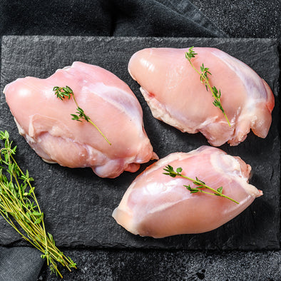 CHICKEN - THIGH BONELESS WITHOUT SKIN