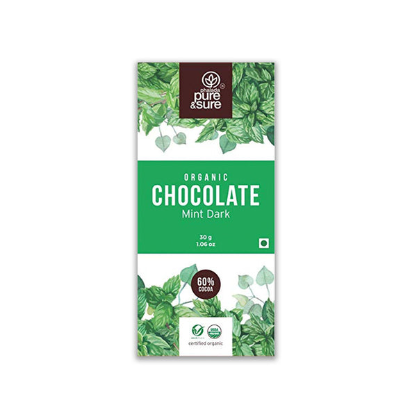 CHOCOLATE BAR MINT DARK
