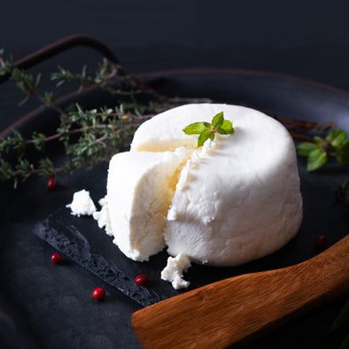 FRESH CHEESE - COW'S MILK WITH HERBS