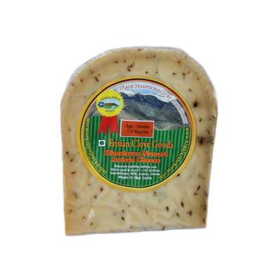 MATURE - FRISIAN CLOVE GOUDA CHEESE