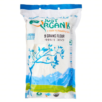 9 GRAINS FLOUR