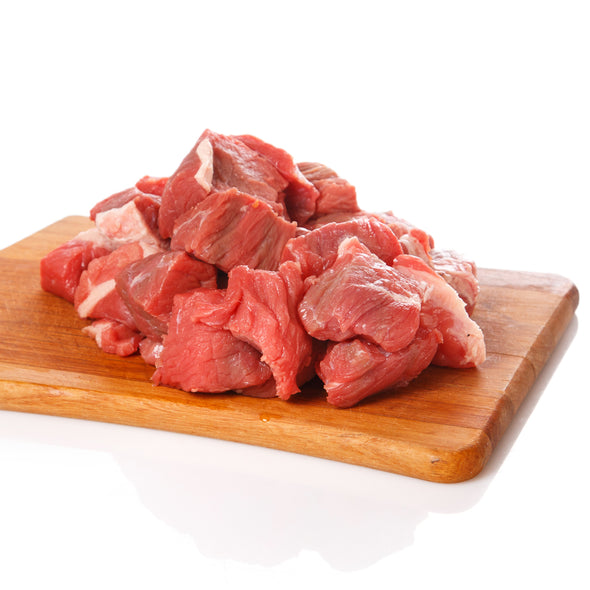 LAMB - DICED BONELESS