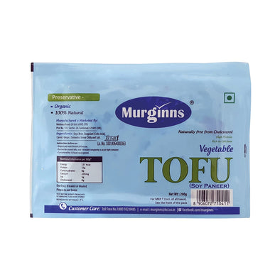 TOFU - VEGETABLE