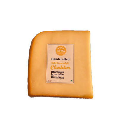 CHEDDAR CHEESE (OLD HILL)