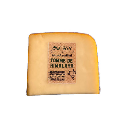 HIMALAYAN TOMME CHEESE (OLD HILL)