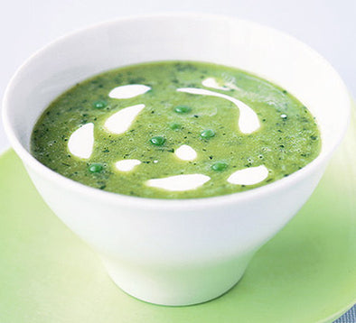 SOUP - PEA & MINT