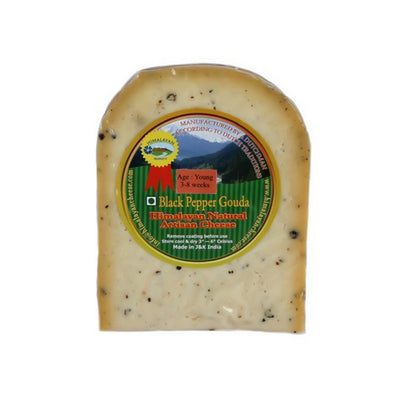 GOUDA - YOUNG - BLACK PEPPER