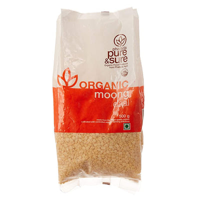 MOONG DAL - SPLIT