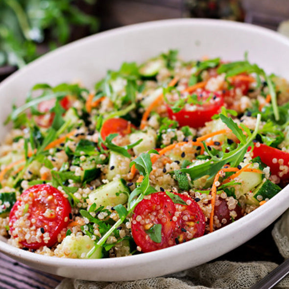 SALAD - QUINOA & VEGETABLES