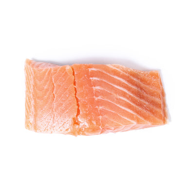 FISH - SALMON FILLETS WITHOUT SKIN