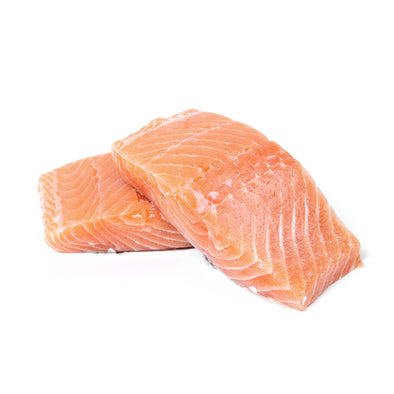 FISH - SALMON FILLET WITH SKIN